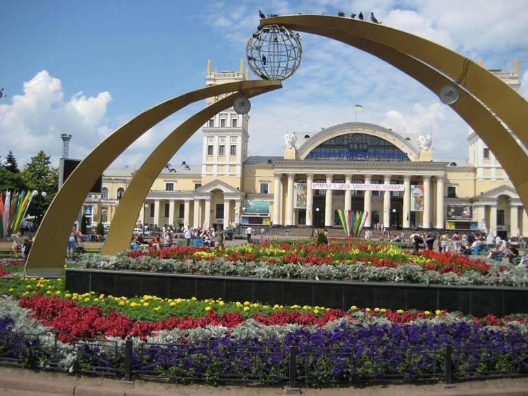 Фото Харькова: прогулки по Харькову, фотографии нашего города.